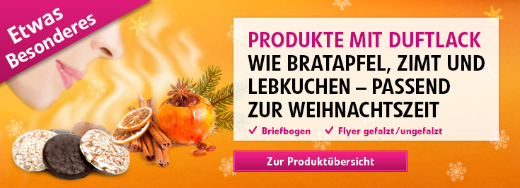 Duftprodukte Weihnachten 2014