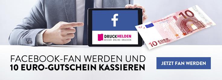Facebook - Jetzt Fan werden!